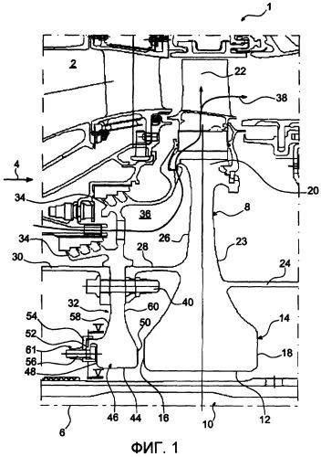 Система уравновешивания ротора газотурбинной установки, диск ротора и конструкционный узел, содержащие такую систему, и газотурбинная установка