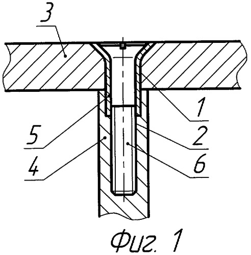 Способ сборки элементов колеса центробежного компрессора