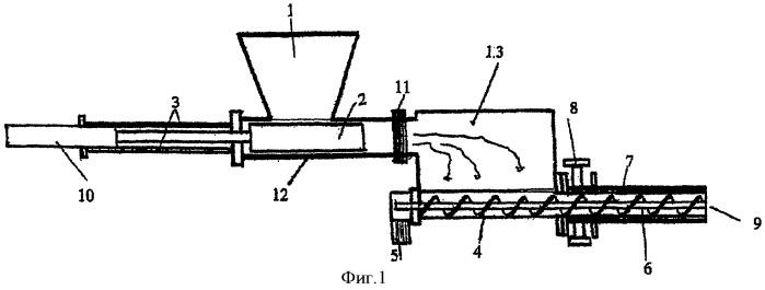 Комбинированный механизм подачи