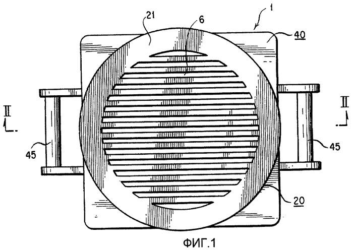 Вентиляторное устройство для борьбы с вредными насекомыми