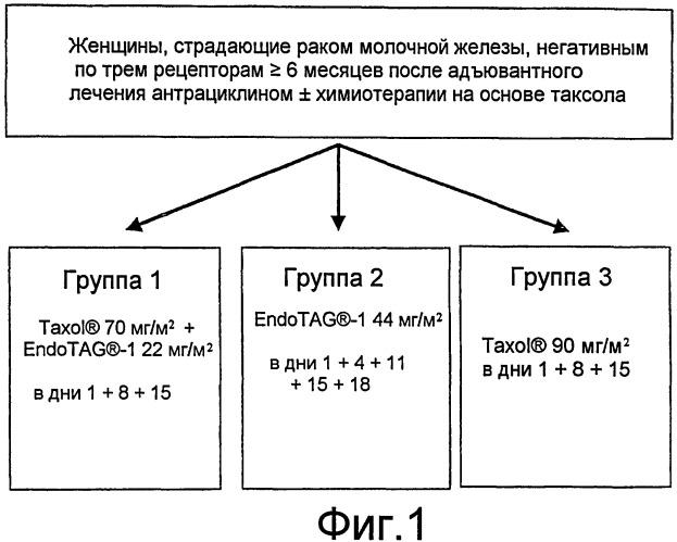 Схема ac при раке молочной
