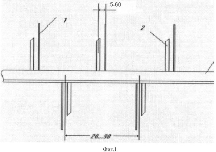 Электрофильтр с самоцентрирующимися коронирующими элементами