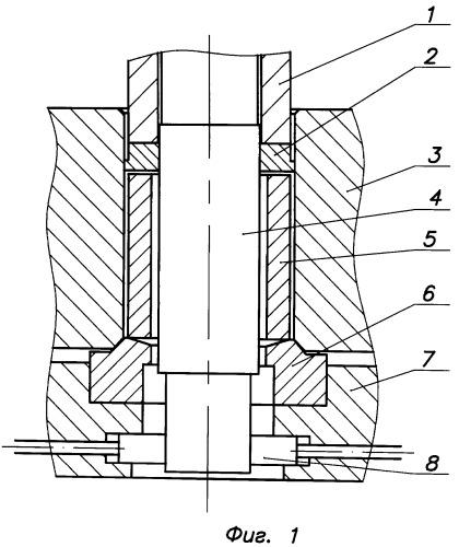Способ и устройство для горячего прессования точных труб