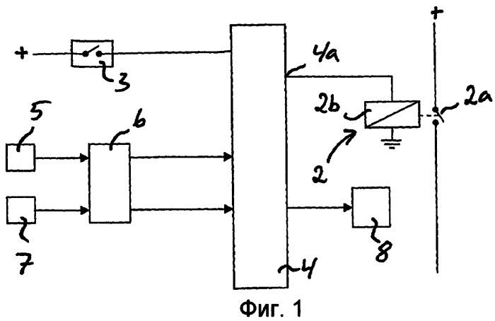 Система для управления зажиганием моторизованного транспортного средства