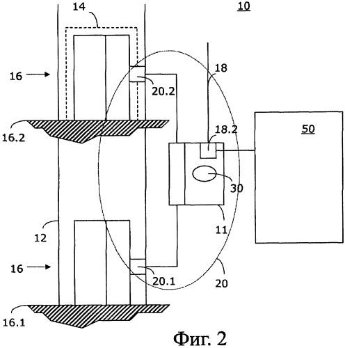 Способ и устройство для уменьшения потребления энергии лифтовой установкой