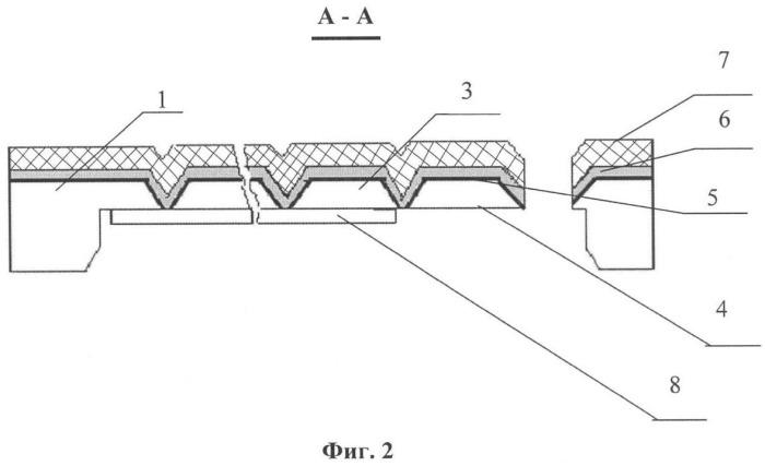 Тепловой микромеханический актюатор и способ его изготовления