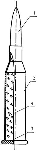 Заряд для спортивно-охотничьего патрона псо 5,56×45