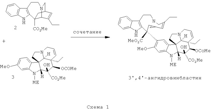 Фторированные производные катарантина, их получение и применение в качестве прекурсоров димерных алкалоидов vinca