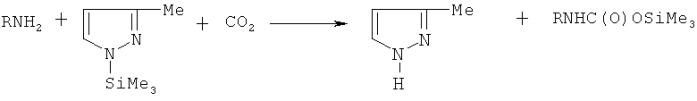 Способ получения о-силилуретанов