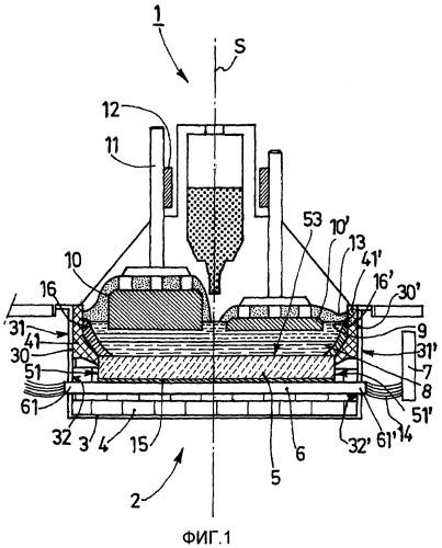 Электролизер для производства алюминия, содержащий средства для уменьшения падения напряжения