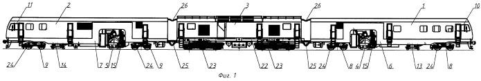 Рельсообрабатывающий поезд
