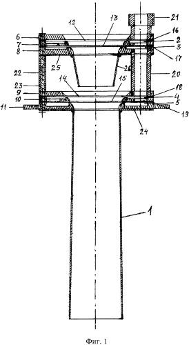 Эжектор для проветривания через скважину