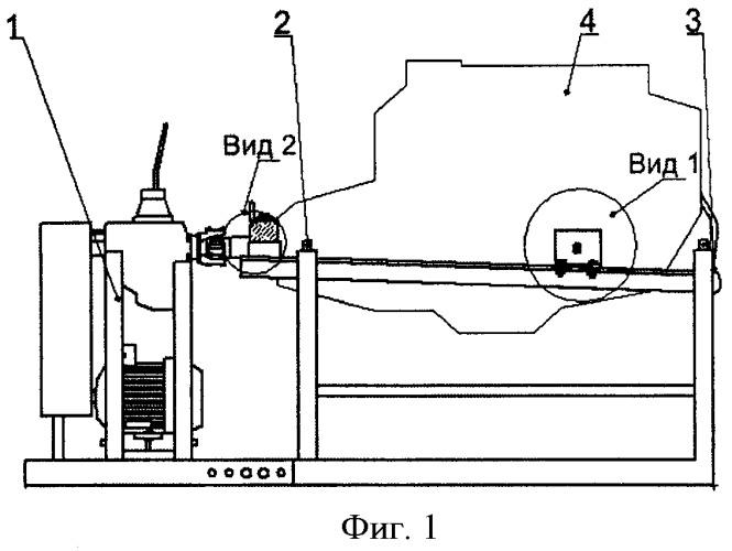 Способ обкатки двигателей внутреннего сгорания и стенд для его реализации