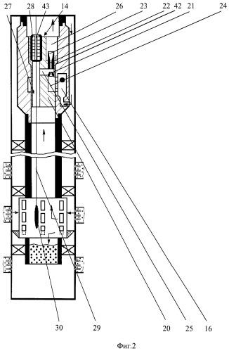 Скважинная струйная установка для селективного испытания пластов
