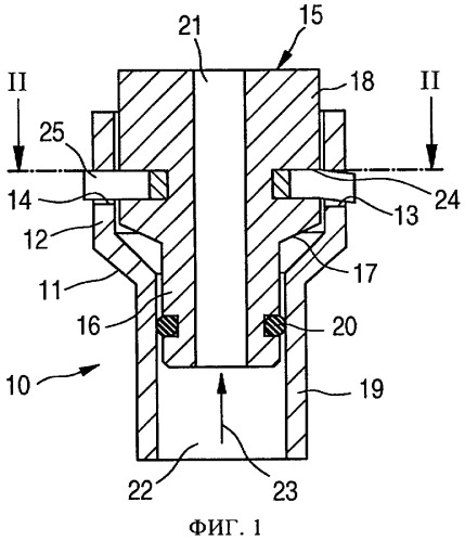 Устройство для осевого соединения наружной трубчатой детали со вставляемой в нее соосной штифтовой деталью или внутренней трубчатой деталью