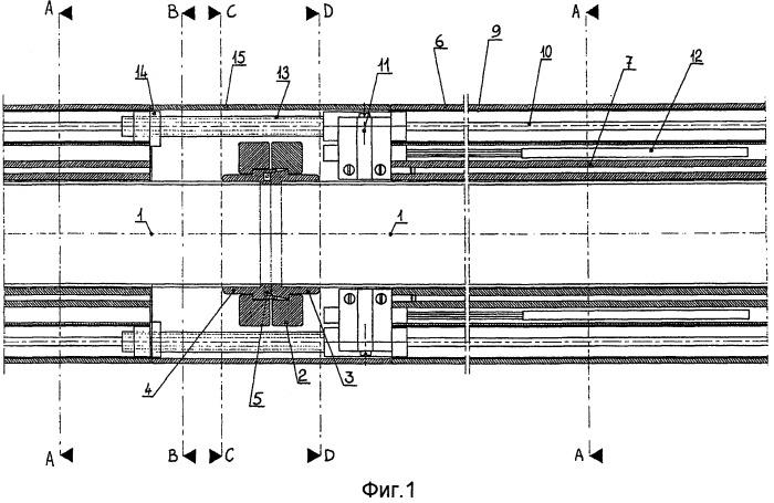 Система электрического термостатирования трубопроводов или баков