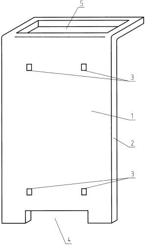 Лицевая панель для бытовых радиаторов