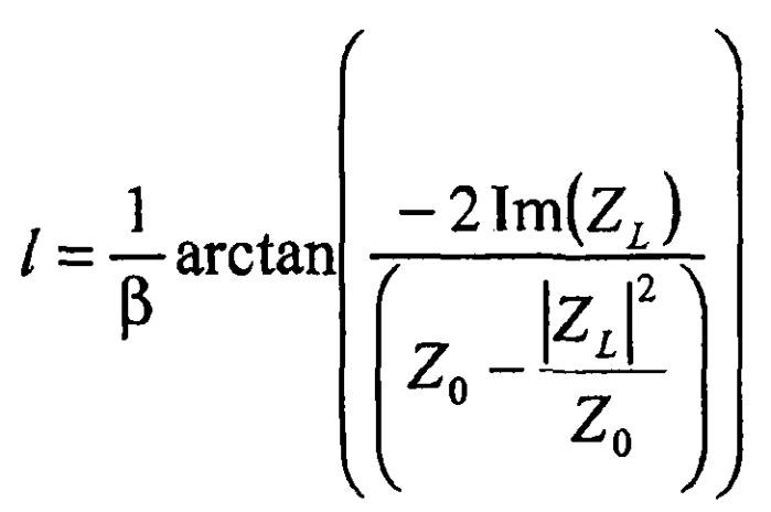 Линия передачи для радиочастотных сигналов без согласующих схем