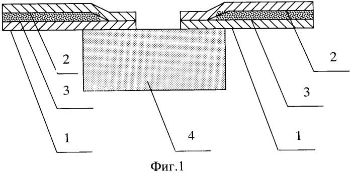 Способ охлаждения полупроводниковых тепловыделяющих электронных компонентов через биметаллические термоэлектрические электроды