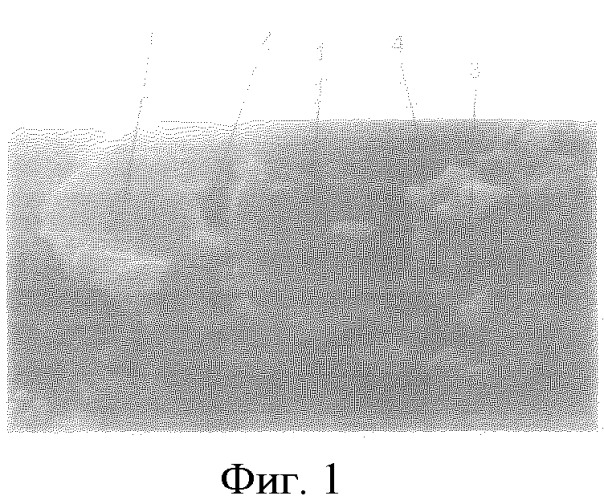 Нетканый материал с заполнением частицами