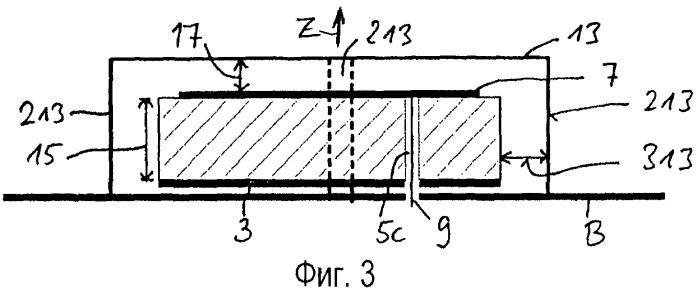 Регулируемая антенна плоского типа