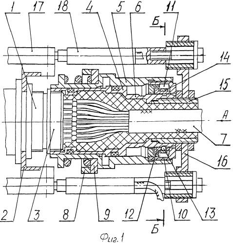 Устройство для расстыковки электрических коммуникаций между разделяемыми в процессе эксплуатации частями изделия и отрывной электрический соединитель для него