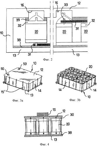 Модуль для устройств накопления электрической энергии, обеспечивающий обнаружение старения указанных устройств