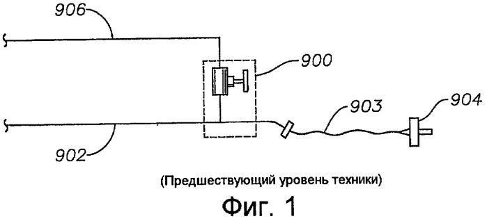 Автоматический запорный клапан