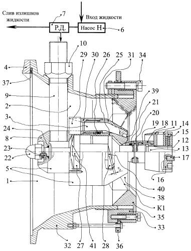 Способ диспергирования жидкости и диспергатор аэрозольный регулируемый для его осуществления