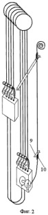 Способ замены головных канатов многоканатной подъемной установки и специальное устройство для его осуществления