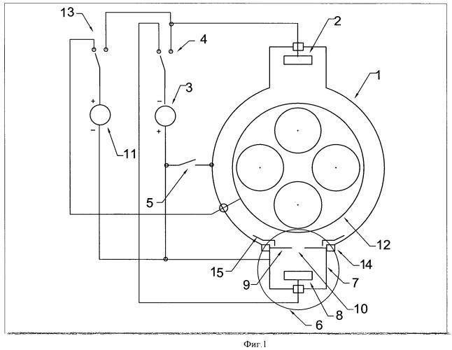 Установка для вакуумной ионно-плазменной обработки длинномерных изделий