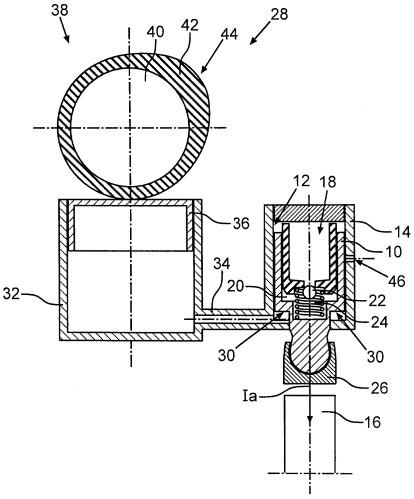 Устройство для регулировки зазора в клапанах и способ управления устройством для регулировки зазора в клапанах для двигателя внутреннего сгорания
