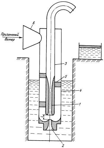Способ подъема воды и устройство для его осуществления