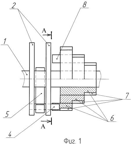 Механизм автоматического переключения передач