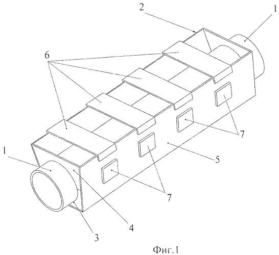 Способ изготовления балластной трубы