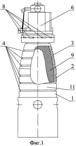 Поражающий элемент кассетного боеприпаса