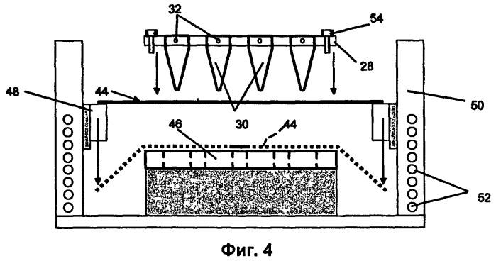 Способ и устройство для дозирования образцов порошка