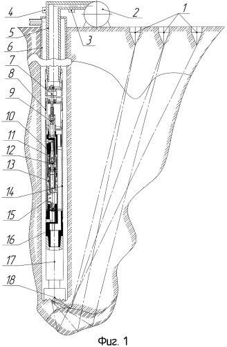 Способ обращенного вертикального сейсмического профилирования и устройство для его реализации