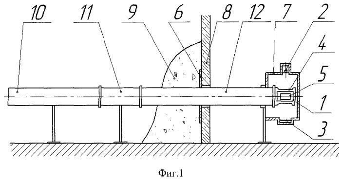 Устройство защиты рентгеновской диагностической системы от повреждений в экспериментах с магнитной имплозией лайнера