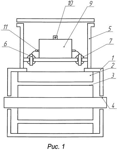 Асинхронный двухскоростной электродвигатель