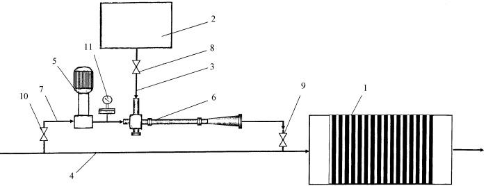 Способ и устройство подачи вспомогательного фильтрующего вещества на фильтр во время фильтрации
