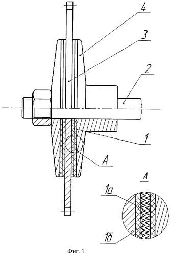 Устройство для снижения шума и вибрации от дисковых пил