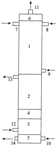 Способ получения бикарбоната натрия и карбонизационная колонна для его осуществления