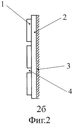 Способ изготовления декоративного узора на здании на месте нахождения