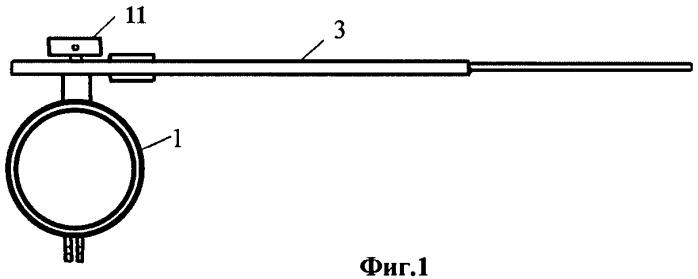 Устройство для измерения смещений боковых пород в горных выработках