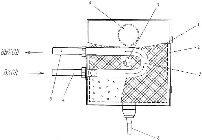 Устройство для предпускового разогрева двигателя внутреннего сгорания