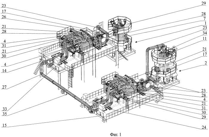 Способ монтажа блок-модуля установки комплексной подготовки газа на газовом промысле нефтегазоконденсатного месторождения