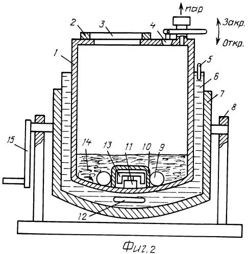 Устройство вакуумной сушки биоматериалов