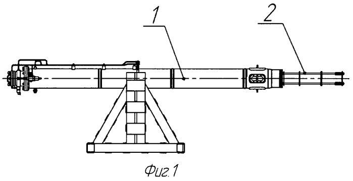 Инерционное устройство для остановки обоймы при испытаниях летательных аппаратов на птицестойкость