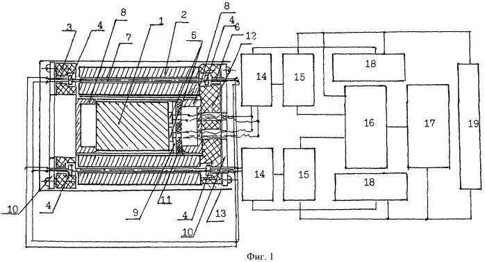Компенсационный способ направленной регистрации радиоактивного излучения и устройство для его реализации
